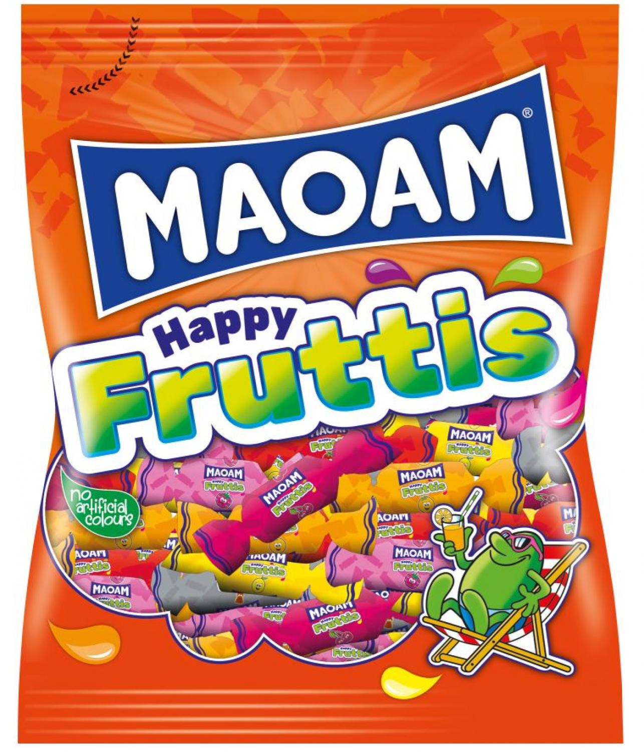 Haribo Maoam Happy Fruttis