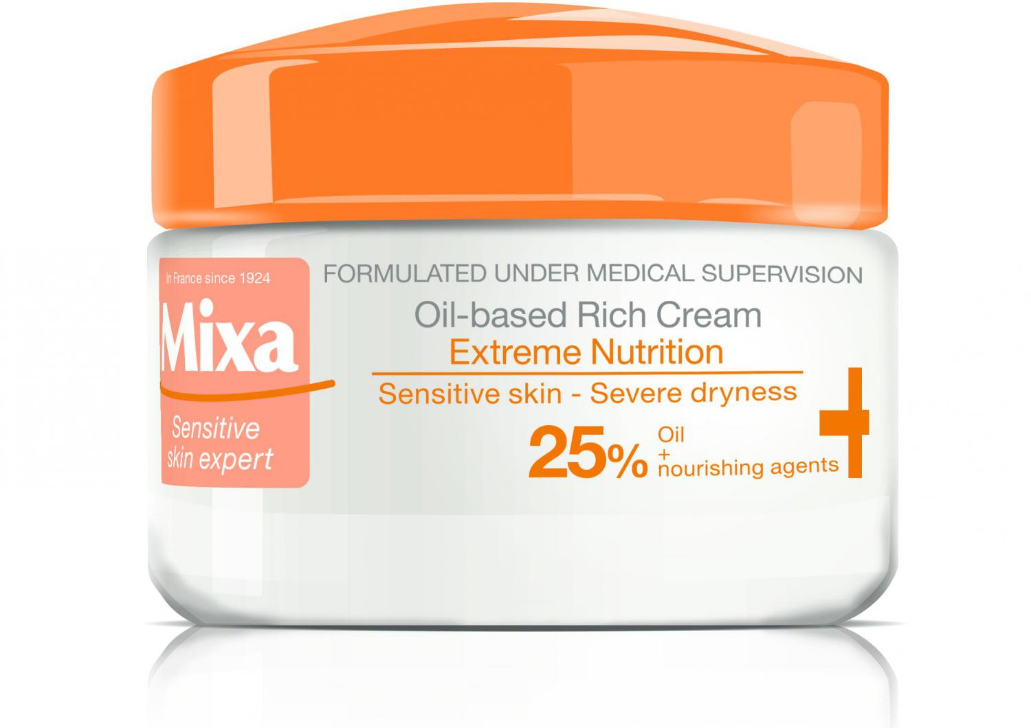 Mixa Oil-based Rich Cream Extreme Nutrition