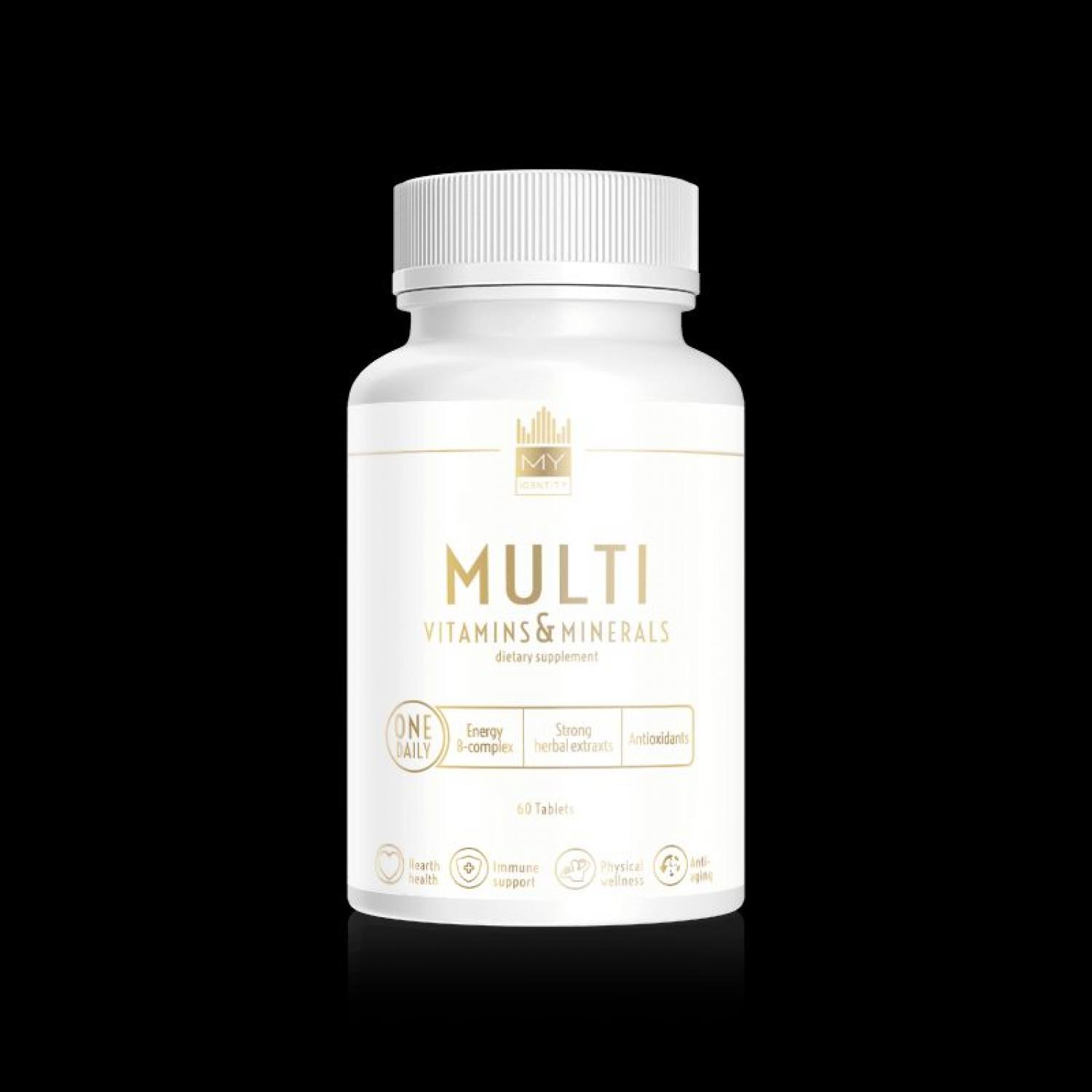 Multivitaminy My Identity Nutrition