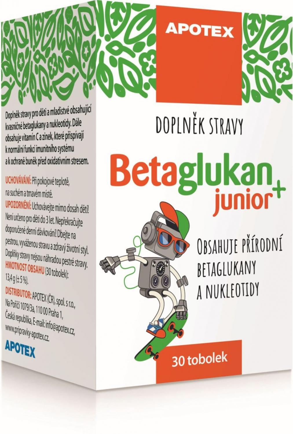 Betaglukan Junior