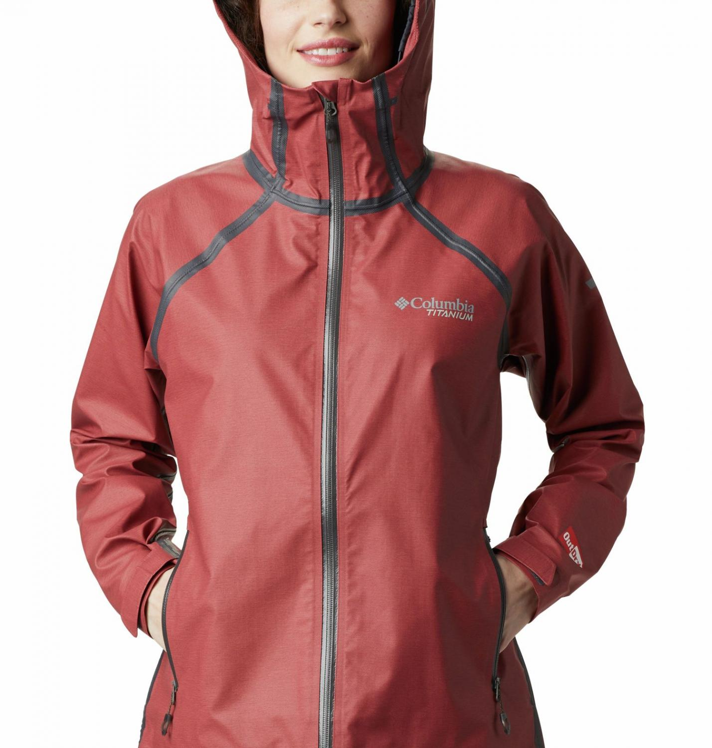 Columbia OutDry Ex Mackintosh Foto: Columbia