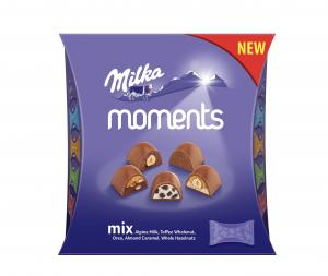 Milka Moments pralinky MIX