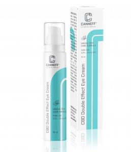 CANNEFF CBD Double Effect Eye Cream
