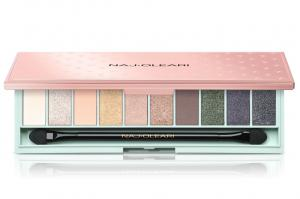 NAJ OLEARI WONDER LOOK EYESHADOW PALETTE