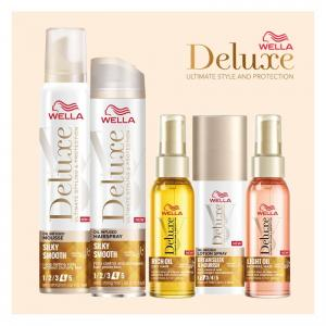 Wella Deluxe Oil-infused